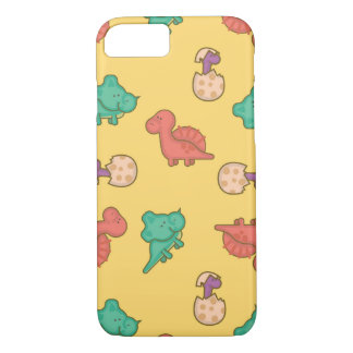 Cute Dinosaurs iPhone 8/7 Case
