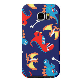 Cute dinosaurs. samsung galaxy s6 cases