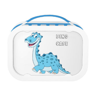 Cute Diplodocus Dinosaur Lunch Boxes