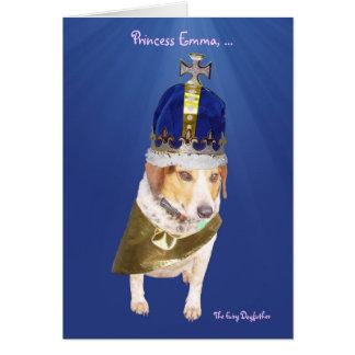 Cute Dog Child s Birthday Cards