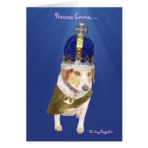 Cute Dog Child's Birthday Cards