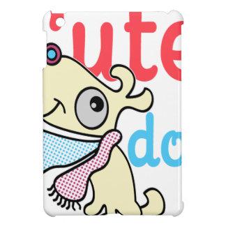 cute dog cool design iPad mini cover