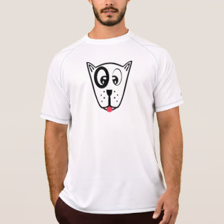 Cute Dog Face T-Shirt