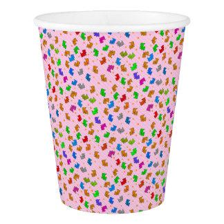 Cute Dog Paper Cup
