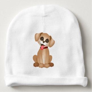 Cute dog / puppy baby beanie