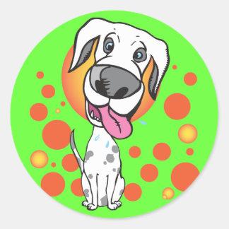 Cute Dog Stickers