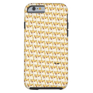 CUTE DOGE Meme Shibe Inu WOW...so many Tough iPhone 6 Case