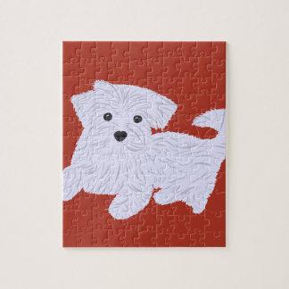 Cute Doggie Jigsaw Puzzle