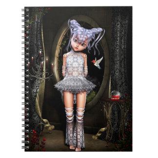 Cute  Doll Notebooks