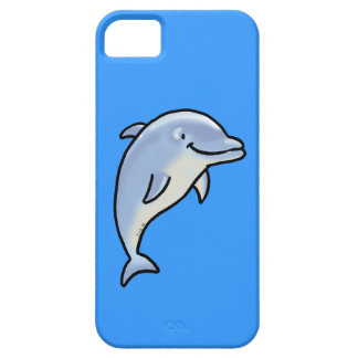 Cute dolphin iPhone 5 cover