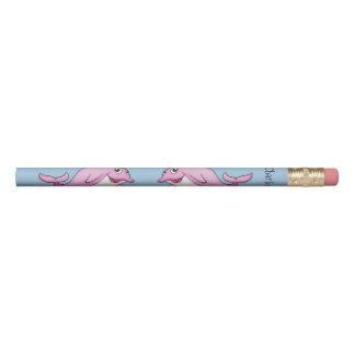 Cute Dolphins custom name pencil