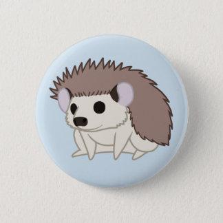 Cute Domestic Pygmy Hedgehog 2 Inch Round Button