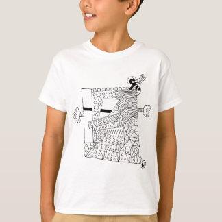 Cute Doodle Creature T-Shirt