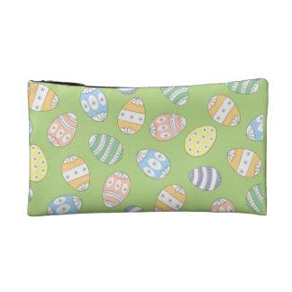 Cute Doodle Easter Eggs Cosmetic Bag
