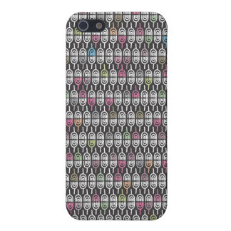 Cute doodle pattern iphone case cover for iPhone 5/5S