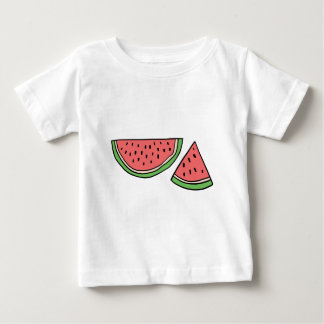 CUTE DOODLE WATERMELON BABY T-Shirt