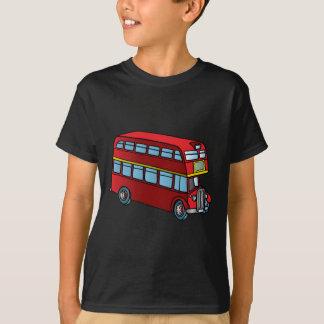 Cute Double Decker Bus T-Shirt
