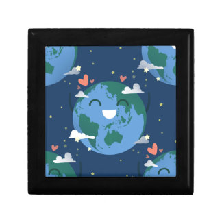 cute Earth Day Gift Box