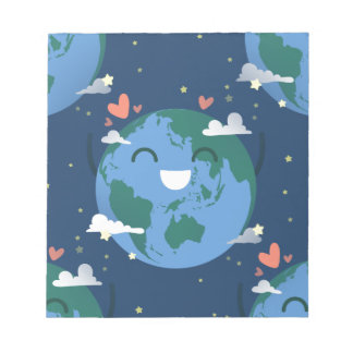 cute Earth Day Notepads