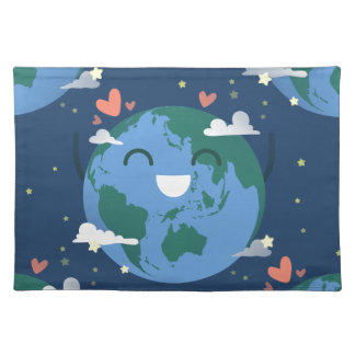 cute Earth Day Placemat