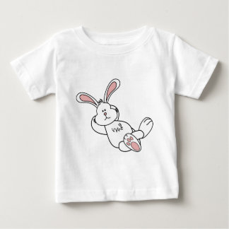 Cute Easter Bunny Chilling out Baby T-Shirt
