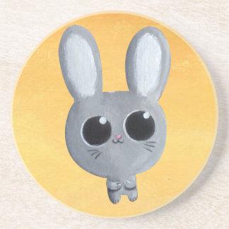 Cute Easter Bunny Coaster