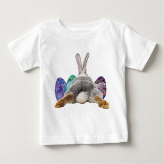 Cute Easter Bunny Rabbit Toddler Eggs Fun Baby T-Shirt