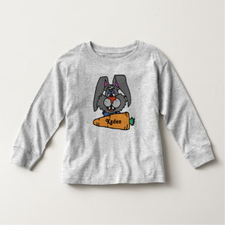 Cute Easter bunny shirt-personalized!!! Toddler T-shirt