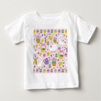 Cute Easter pattern Baby T-Shirt