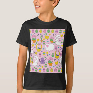 Cute Easter pattern T-Shirt