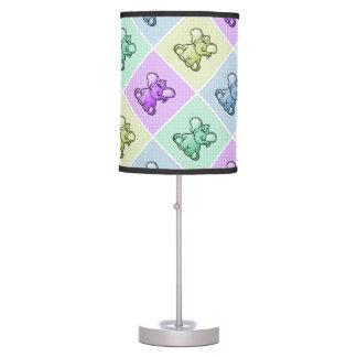 Cute Elephant Nursery Table Lamp