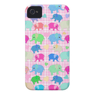 Cute elephants iPhone 4 cases