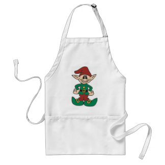 Cute Elf Standard Apron