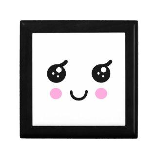 Cute Face Gift Box