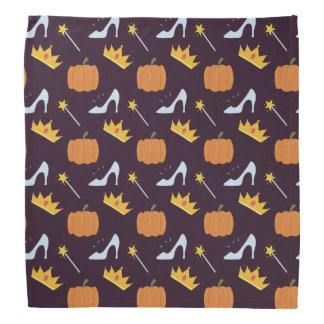 Cute Fairy Tale Pattern Bandana
