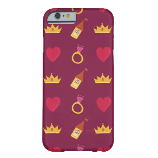Cute Fairy Tale Pattern Barely There iPhone 6 Case