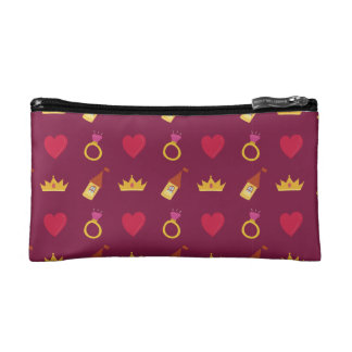 Cute Fairy Tale Pattern Cosmetic Bags