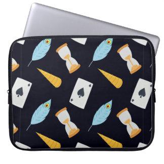 Cute Fairy Tale Pattern Laptop Sleeve