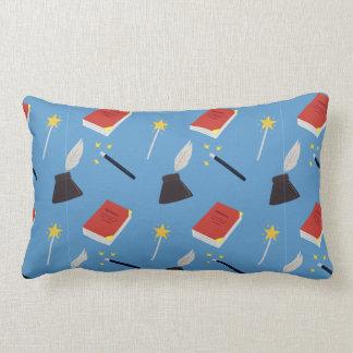 Cute Fairy Tale Pattern Lumbar Pillow