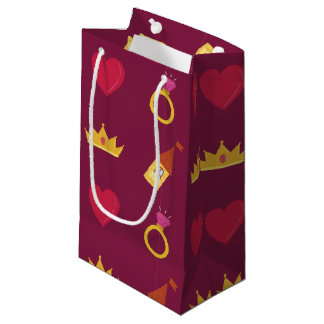 Cute Fairy Tale Pattern Small Gift Bag