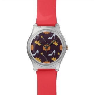 Cute Fairy Tale Pattern Watch