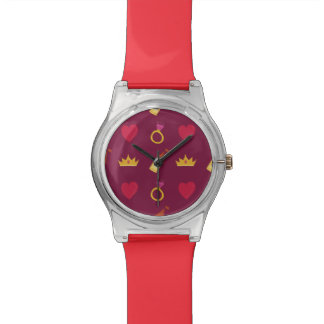 Cute Fairy Tale Pattern Watches