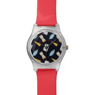 Cute Fairy Tale Pattern Wristwatches