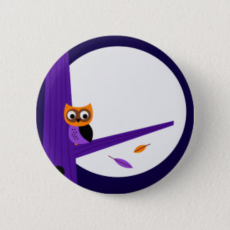 Cute fairytale Owl : Zazzle products are in shop 2 Inch Round Button
