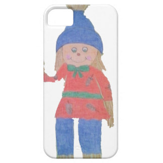 Cute Fall Scarecrow iPhone 5 Cover