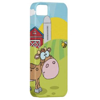 Cute Farm iPhone 5 Case