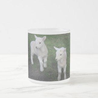 Cute Farm Ranch Baby Twins Sheep Lamb Mugs