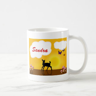 Cute Fawn Illustration - Mug