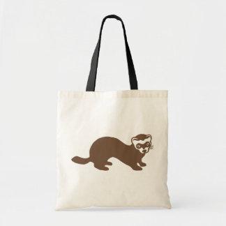 Cute Ferret Graphic