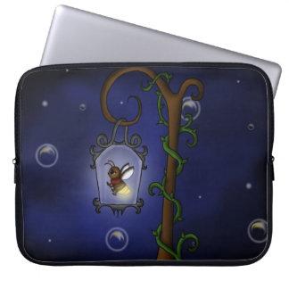 cute firefly laptop sleeve